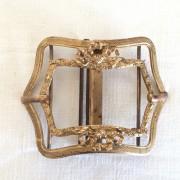 Boucle de Ceinture Doré de style Louis XVI - XIXeme