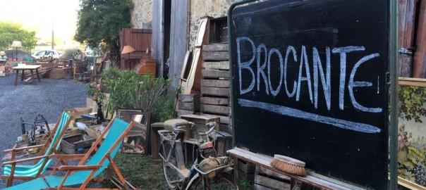Brocante Dépot à DUSSAC en Dordogne (24)